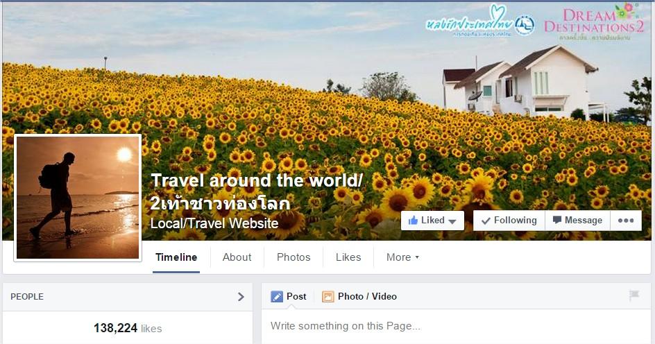 Travel around the world 2 - Google Chrome